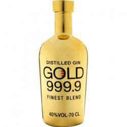 Gin GOLD 999.9 Finest Blend - 70 cl - 40 °