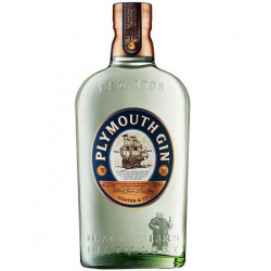 Gin PLYMOUTH Original 41.20° 70cl