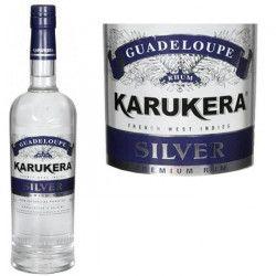KARUKERA Silver rhum blanc 40° 70cl