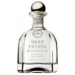 Tequila Gran Patron Platinum 70cl 40%