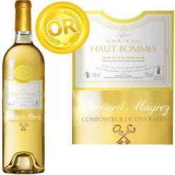 BERNARD MAGREZ Château Haut Bommes - 2007 - Sauternes Vin blanc - 75 cl