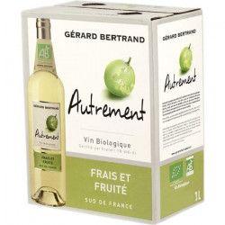 Gérard Bertrand Autrement Languedoc-Roussilon - Vin blanc du Pays d`Oc - Bio - 3L