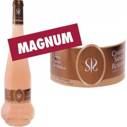 Magnum Château Sainte Roseline 2015 Côtes de Provence - Vin rosé de Provence