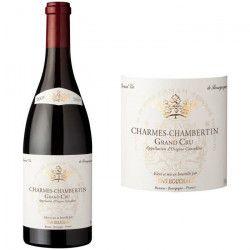 Jean Bouchard Charmes Chambertin 2009 Bourgogne - Vin rouge de Bourgogne