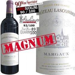 Magnum Château Lascombes 2014 Margaux - Vin rouge de Bordeaux