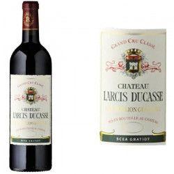 Château Larcis Ducasse 2014 Saint Emilion Grand Cru Classé - Vin rouge de Bordeaux