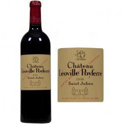 Château Leoville Poyferre 2008 Saint Julien - Grand Vin de Bordeaux