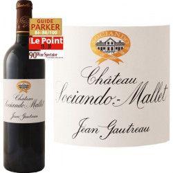 Château Sociando Mallet 2013 Haut-Médoc - Vin rouge de Bordeaux