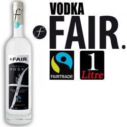 Fair vodka 1 litre 40°