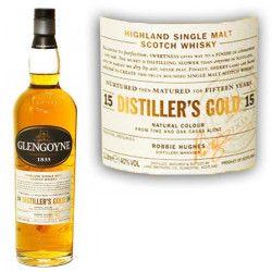 Glengoyne 15 ans distiller`s Gold 40° 1L