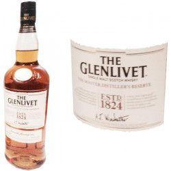 Glenlivet Reserve Solera 1L 40%