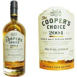 Cooper`s Bruichladdich 2004 0.70L 46%