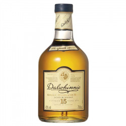 Dalwhinnie 15 ans - Highland Single Malt Whisky - 43% - 70cl