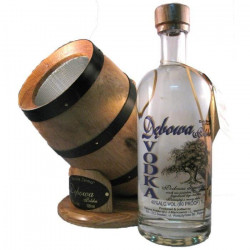Vodka Debowa Oak - 40 % - 1 L avec thermo