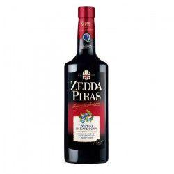 ZEDDA PIRAS Liqueur Mirto Rosso - 32 % - 70 cl