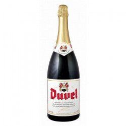 BRASSERIE DUVEL Magnum Biere Blonde - 1,5 litre - 8,5 %