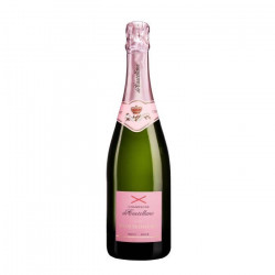 CASTELLANE Cuvée Commodore - Champagne brut rosé - 75 cl
