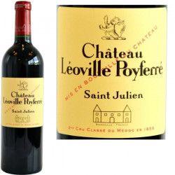 Château Léoville Poyferré 2008 Saint Julien 2008 - Vin rouge de Bordeaux