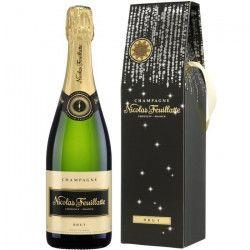 Champagne Nicolas Feuillatte Brut avec étui