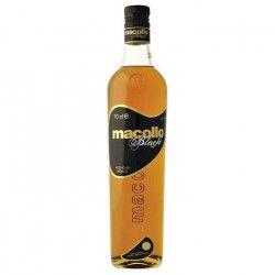 Rhum Macollo Black 38% 70 cl