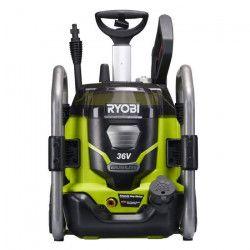 RYOBI Nettoyeur haute pression 36V - 120 bars