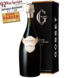Champagne Gosset Grand Blanc de Blancs Brut