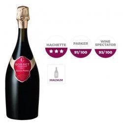 Champagne Gosset Grande Réserve Brut Magnum