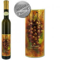 Jean-Louis Tissot 2009 Vin de Paille - Vin blanc du Jura - 37,5 cl