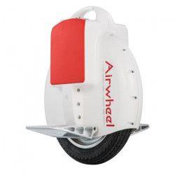 AIRWHEEL Monoroue X3S Blanc et Rouge