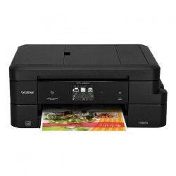 BROTHER Imprimante multifonctions 4 en 1 Inkbenefit MFC-J985DW - Jet d`encre - Couleur , Ethernet, Wi-Fi - Recto
