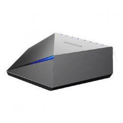 NETGEAR Nighthawk (GS808E-100PES) S8000 Switch Gigabit Gaming et Streaming 8 ports idéal pour les jeux/la VR/la