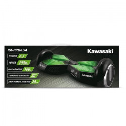 KAWASAKI Electric Balance Scooter Hoverboard 6.5` - Noir