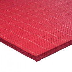 BALI CHIC Tapis intérieur 160x230 cm Rouge