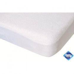 DOUX NID Lot de 2 Aleses Transalese 60x120 cm Blanc