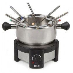 DOMO DO459F Appareil a fondue - Inox