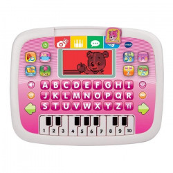 VTECH Tablette P`tit Genius Ourson Rose