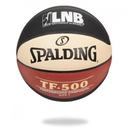SPALDING Ballon Basket-ball TF 500 LNB BKT