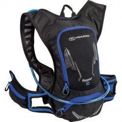 HIGHLANDER Pack Hydratation Kestrel 10 Noir Bleu