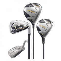 CALLAWAY Set de Golf Warbird 5 Steel
