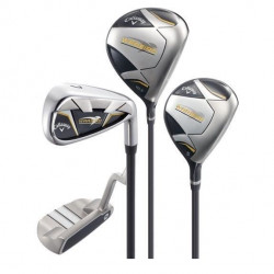 CALLAWAY Set de Golf Warbird 5 Graphite