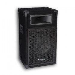 IBIZA STAR 12B Enceinte Disco Bass Reflex 340W