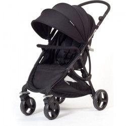 BABY MONSTERS Châssis de poussette Compact avec Habillage Pluie
