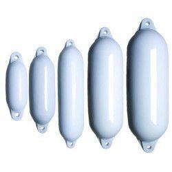 4WATER Pare-Battage + Cordage 15X60 Blanc - Vendu a l`unité