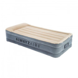 BESTWAY Lit Floqué Sleepessence Alwayzaire Twin 1 Place