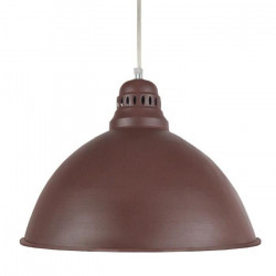 Lustre - suspension Bacino E27 25 W Ø44 cm Marron