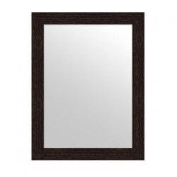 MIRRA Miroir rectangulaire Mirra 50x70 cm Wengé