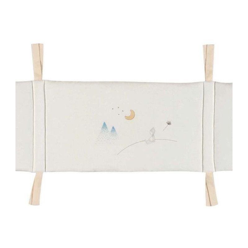candide tour de lit douceur de coton pour lits 60x120. Black Bedroom Furniture Sets. Home Design Ideas