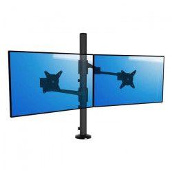 DATAFLAX Support DF-58143 - Pour 2 moniteurs ordinateur Mouvement intégral - 16 kg