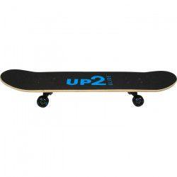 UP2GLIDE Skateboard Logo 31 - Enfant mixte - Noir