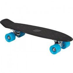 UP2GLIDE Skateboard Vintage 22 - Enfant mixte - Noir